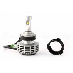 2 Adapters LED Bulbs OPEL, VW, SKODA