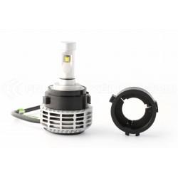 2 adattatori lampadine LED del portello di golf 6/7, Scirocco