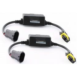 2x anti-error LED modules kit hb3 9005 - Car multiplexed