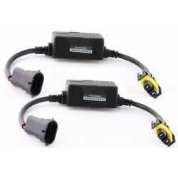 2x CANbus decoder HB4 9006 Kit LED - Car Multiplexed
