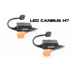 2x CANbus Decoder H7 LED Kit - Auto-Multiplexed
