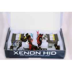 H11 - 5000 ° K - slim ballast - approved 25w