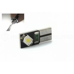 2 led OSRAM Lampadina canbus bianco - T10 W5W