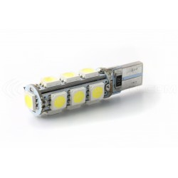 2 x 13 LED bulbs smd canbus - t10 W5W