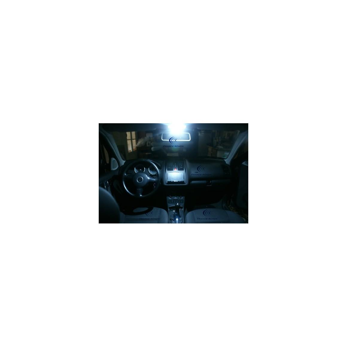 Pack FULL LED - VW CROSS POLO 6R - BIANCO