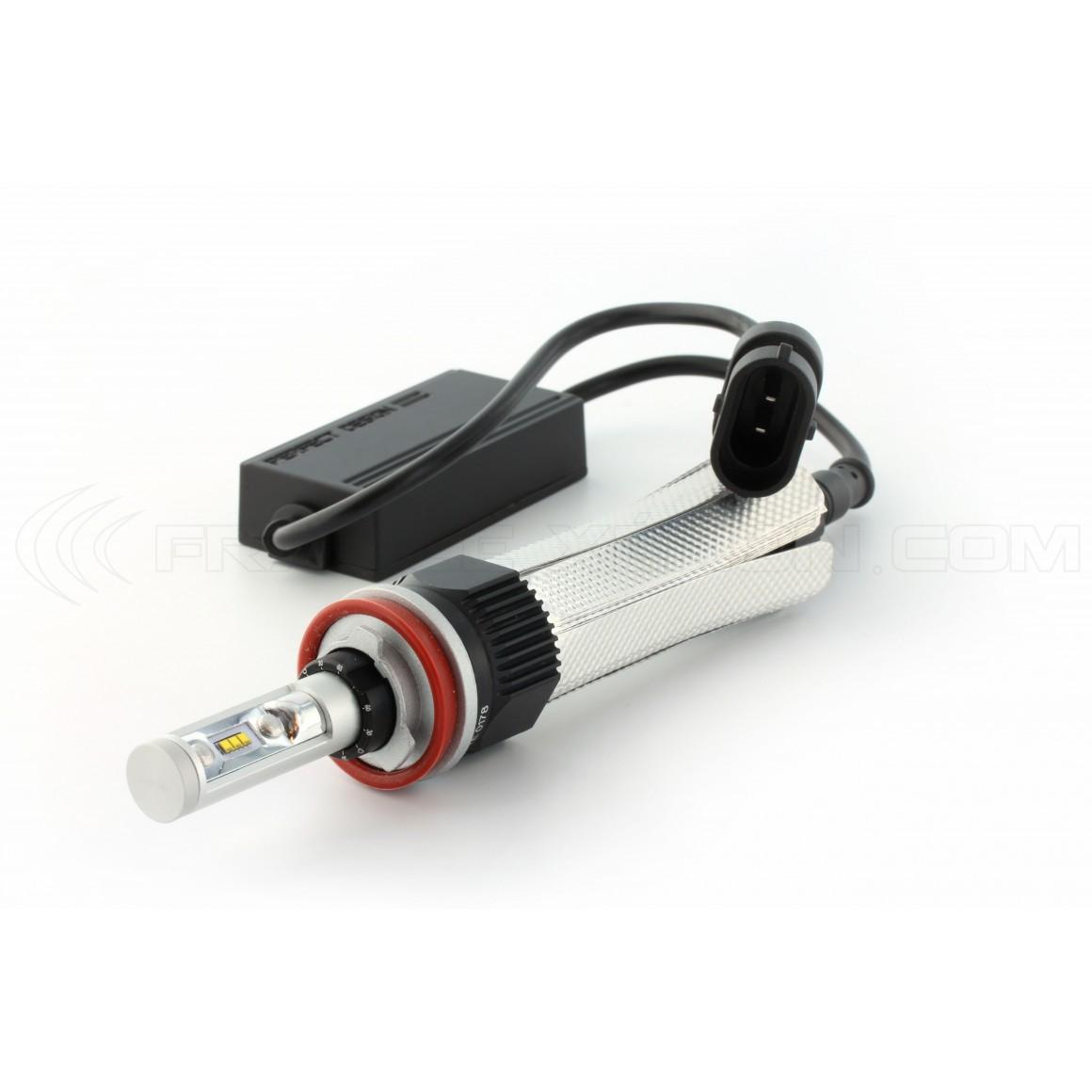 ampoule h11 xl6s 55w 4600lm moto 12v 24v france xenon. Black Bedroom Furniture Sets. Home Design Ideas
