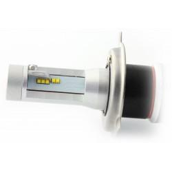 2 x Ampoules H4 Bi-LED XL6S 55W - 4600Lm