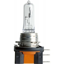 Philips lampadina h15 55 / 15w originale 12580 pgj23t-1