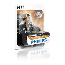 Philips Lampe H11 55w + 30% original 12362pr 12v