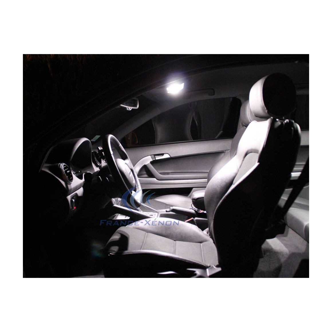 Pack Full LED - Infiniti q60s - White