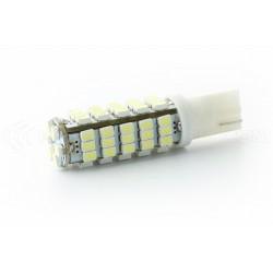 2 x Ampoules 66 LEDS BLANCHES - W5W W16W