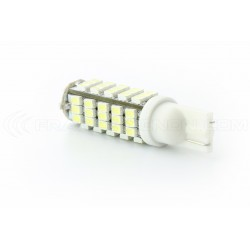 2 x 66 white LED bulbs - W5W W16W