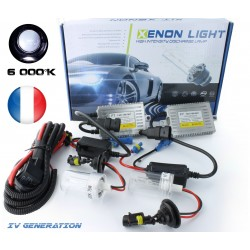 H9 - 6000 ° K - 75W sottile - Rally Cup