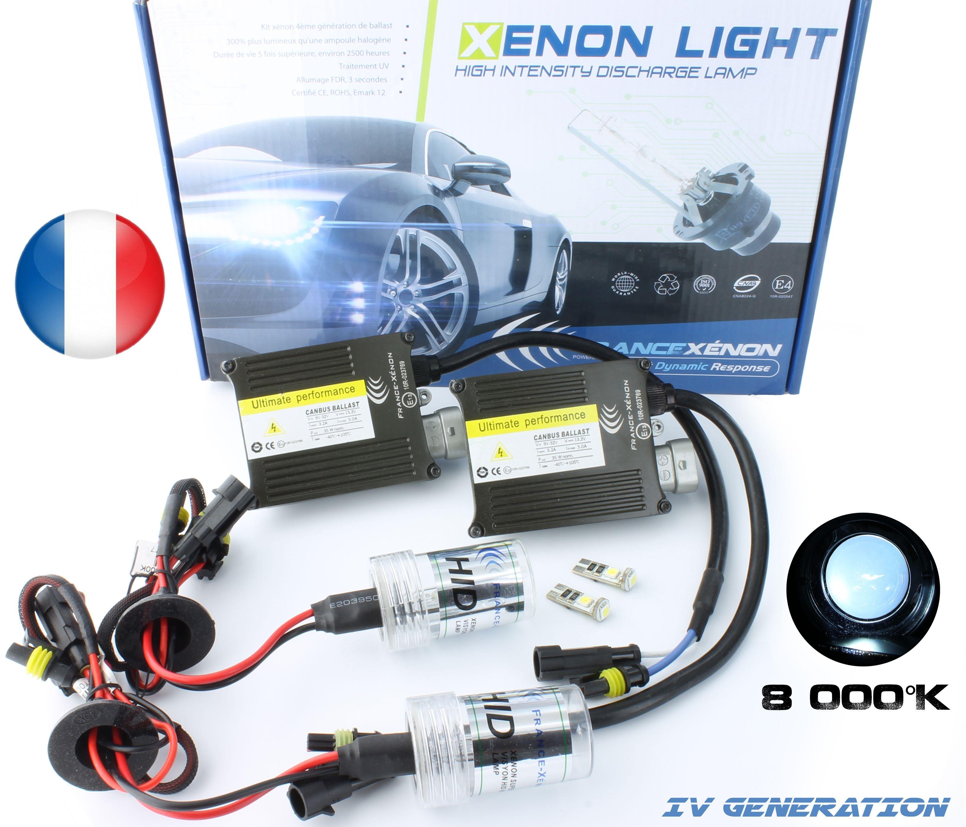 Ausgezeichnete Qualit/ät Ersatzlampenkasten Easy Kit H1/H4/H7/F/ür Mercedes Sprinter