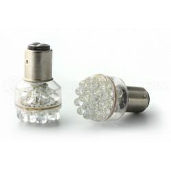 2 x AMPOULES 24 LEDs - P21/5W