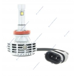 2 x Bulbs H16 5202 HP 6G 55W - 3000Lm - 12 / 24 Vdc
