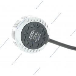 2 x h16 bulbi hp 6g 55w - 3000lm - 6500K - 12/24 vdc