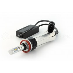 2 x Bulbs H9 XL6S 55W - 4600Lm - Short - 12V/24V