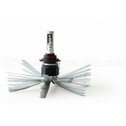2 x Bulbs HB3 9005 XL6S 55W - 4600Lm - Short - 12V/24V