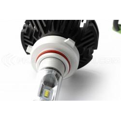 2 x HB3 9005 LED XT3 50W - 6000Lm - 12V/24V
