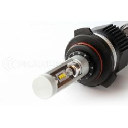 2 x Ampoules HIR2 9012 XL6S 55W - 4600Lm - Courtes - 12V/24V