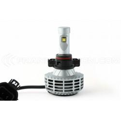 2 x Ampoules H16 5202 HP 6G 55W - 3000Lm - 6500K