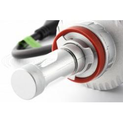 2 x Ampoules H16 HP 6G 55W - 3000Lm - 6500K - 12 / 24 Vdc