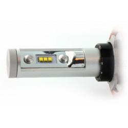 2 x Bulbs H16 5202 XL6S 55W - 4600Lm - Short - 12V/24V