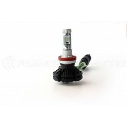 2 x 50w bulbi H11 led xt3 - 6000lm - 12v / 24v