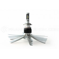 2 x Bulbs H7 EK16L 55W - 3600Lm