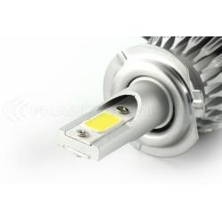 2 x H7 LED FAN COB C6 - 2800Lm - 12V / 24V