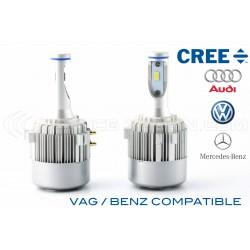 LED Kit h7 36w spezielle vag - 3800lm - Golf 07.06 / Touran