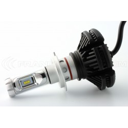 2 x 50w bulbs h7 led xt3 - 6000lm - 12v / 24v