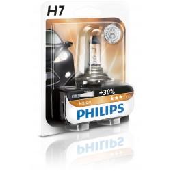 Ampoule H7 Philips Vision +30% 55W PX26d 12972PRB1