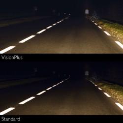lampadina H7 Philips Vision + 30% 55w PX26d 12972prb1