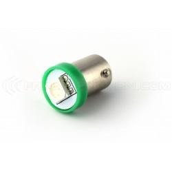 Ampoule Baïonnette BA9S 44 47 6,3V 1SMD Vert