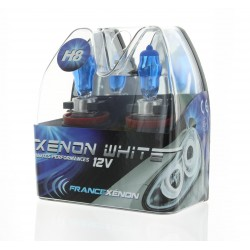 2 x 35w bulbs h8 6000k hod xtrem - France-xenon