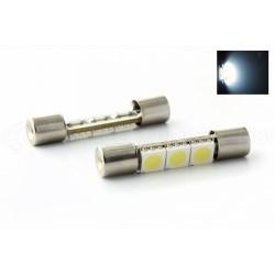 2 x Birnen pendeln slim - 3 LEDs 31mm