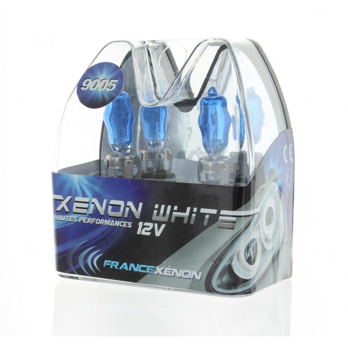2 x HB3 9005 65W 6000K HOD Xtrem - FRANCE-XENON