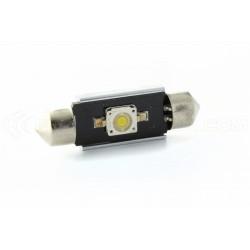 Lampadina LED OSRAM da 37 mm - Bianca - C5W / C7W - CANBUS