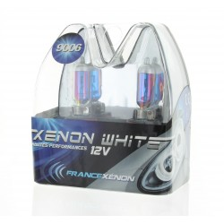 2 x 55w bulbs HB4 9006 12V more vision - France-xenon