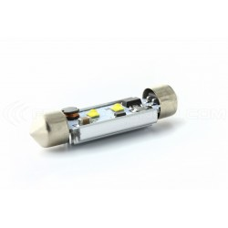 42mm LED Bulb - created 2 - white - C10W - CANbus