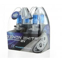 2 x 55w bulbs h7 12v super white - France-xenon