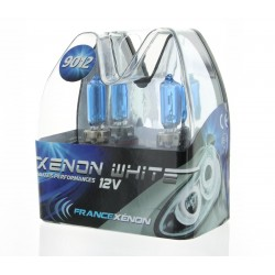 2 x bulbs HIR2 9012 4300K ​​super white - France-xenon