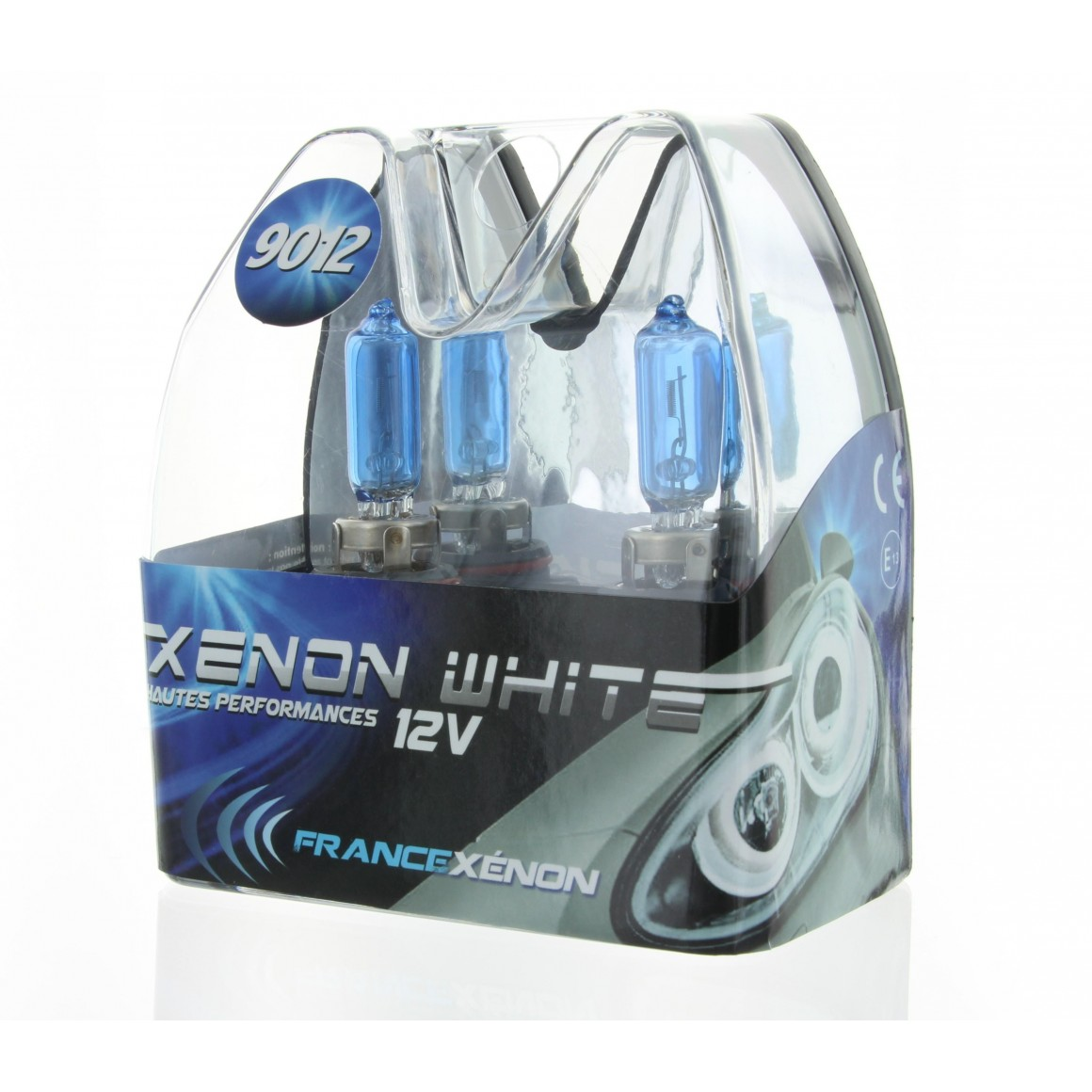 2 x HIR2 9012 4300K SUPER WHITE - FRANCE-XENON