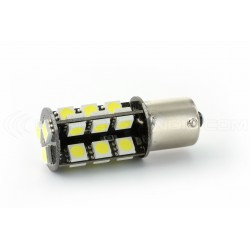Bombilla CANBUS 27 LED SMD - BAY15D / P21/5W / 1157 / T25 - Bianco