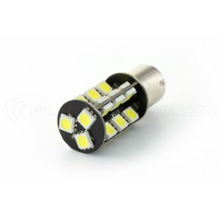 Ampoule P21W - 27 LED SMD - anti-erreur - Blanc