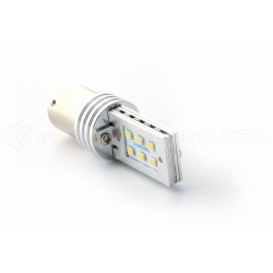 Bulb 12 LED ss hp - P21W - White