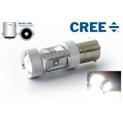 Lampadina 6 CREE 30W - P21W
