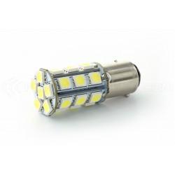 2 x Ampoules 24 LED SMD - P21/5W - Blanc
